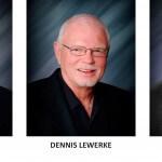 Curtis, Dennis, and Jonathan Lewerke