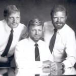 Jon, Curtis, and Dennis Lewerke