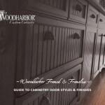 Woodharbor Guide to Door Styles & FinishesWoodharbor Guide to Door Styles & Finishes brochure