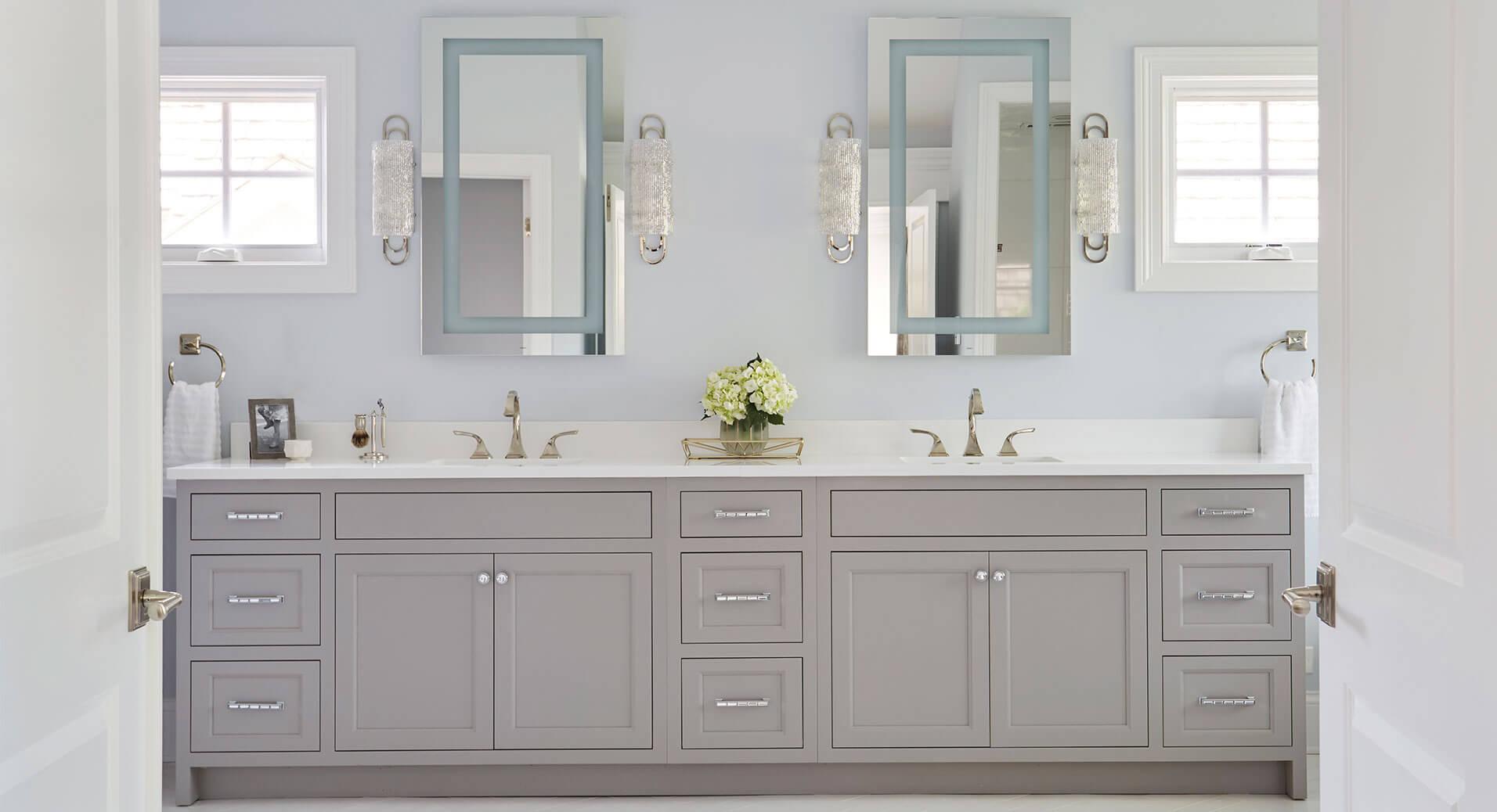 Kitchen Bathroom Cabinets Woodharbor Custom Cabinetry