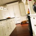 Madison Coastal White kitchen