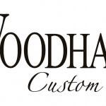 Woodharbor Custom Cabinetry logo - black