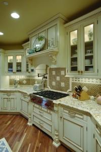 Worthington Custom Finish kitchen